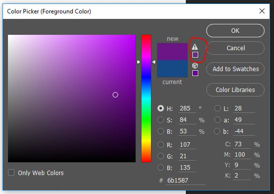 cmyk-rgb-colour-issues
