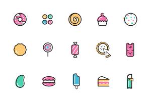 candy icons1