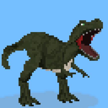t_rex___pixel_art_by_robopixels-d956fxg